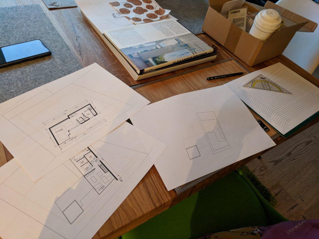 Entwürfe / Ideen – Haus am (Obermina)thal